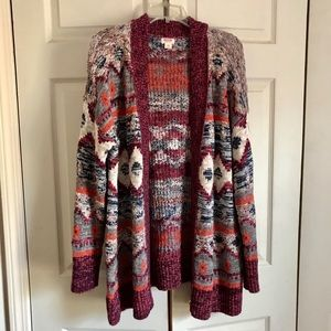 Mossimo knitted cardigan